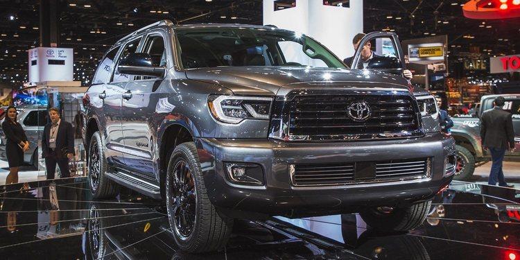 Toyota Sequoia 2018, la gran SUV de la familia japonesa