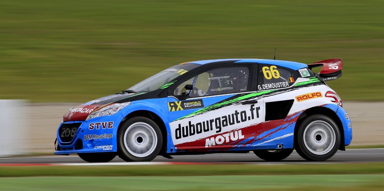 Sébastien Loeb Racing se une al Mundial de Rallycross 2018