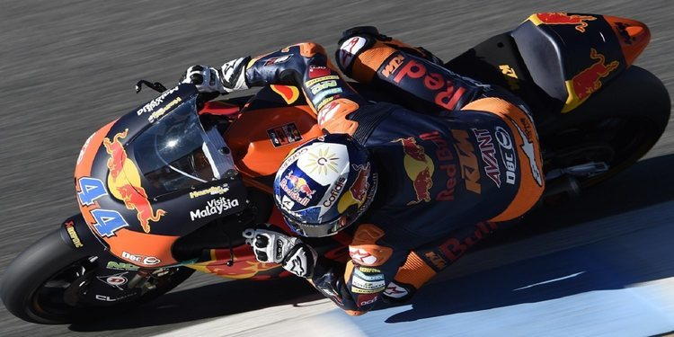 """Oliveira: """"Quiero dar el título a KTM de Moto2"""""""