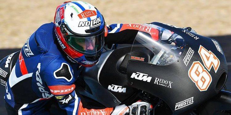 """Jakub Kornfeil: """"No tenemos suficiente experiencia con KTM"""""""