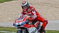 Jorge Lorenzo se queda solo en Ducati