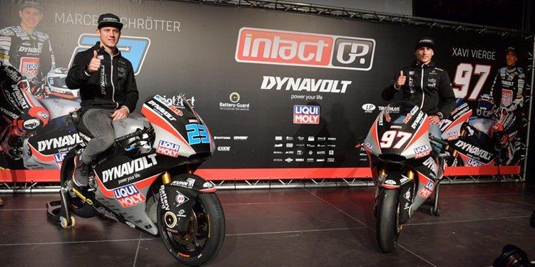 El Dynavolt Intact GP Team motivado para luchar por la victoria