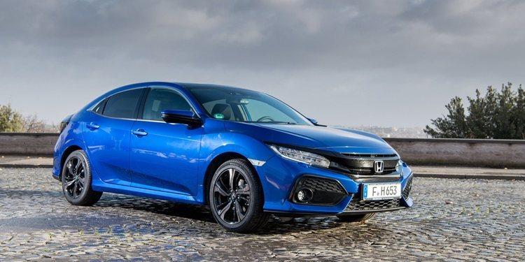 Ya viene el nuevo Honda Civic 1.6 i-DTEC