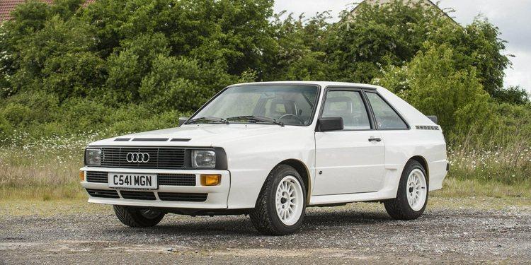 La historia del invencible Audi Quattro Sport