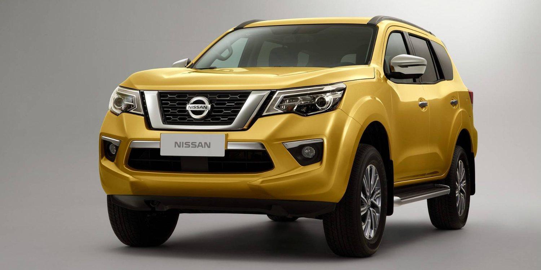 Nissan presenta su nuevo Terra 2018
