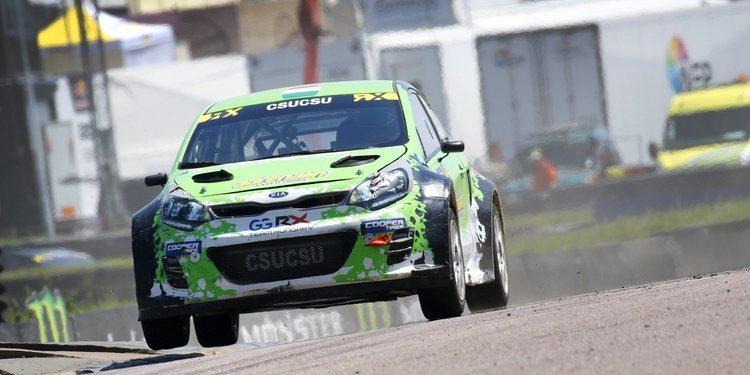 'CsuCsu' se pasa al Europeo de Rallycross