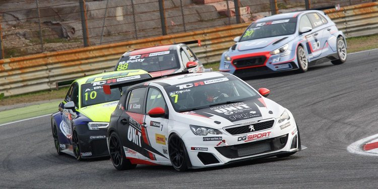 Peugeot se une a Niedertscheider Motorsport para las TCR Alemania