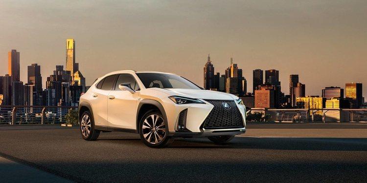 El nuevo Lexus UX debutará en Ginebra