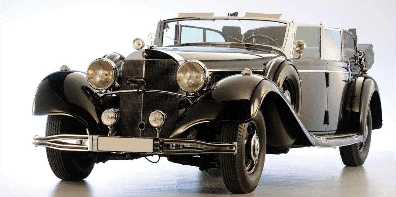 El misterioso Mercedes-Benz 770 de Adolf Hitler