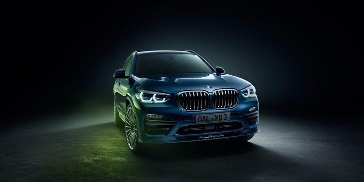El Alpina XD3, la versión radical del BMW X3