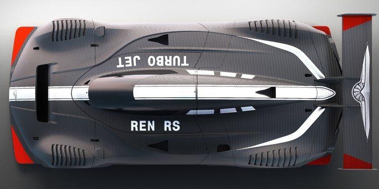 Techrules presentará en Ginebra su nuevo superdeportivo, el Ren RS