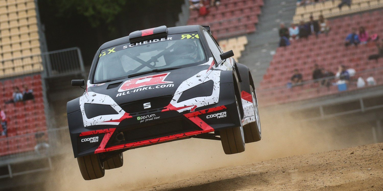Timo Scheider vuelve a la disciplina de Münnich Motorsport