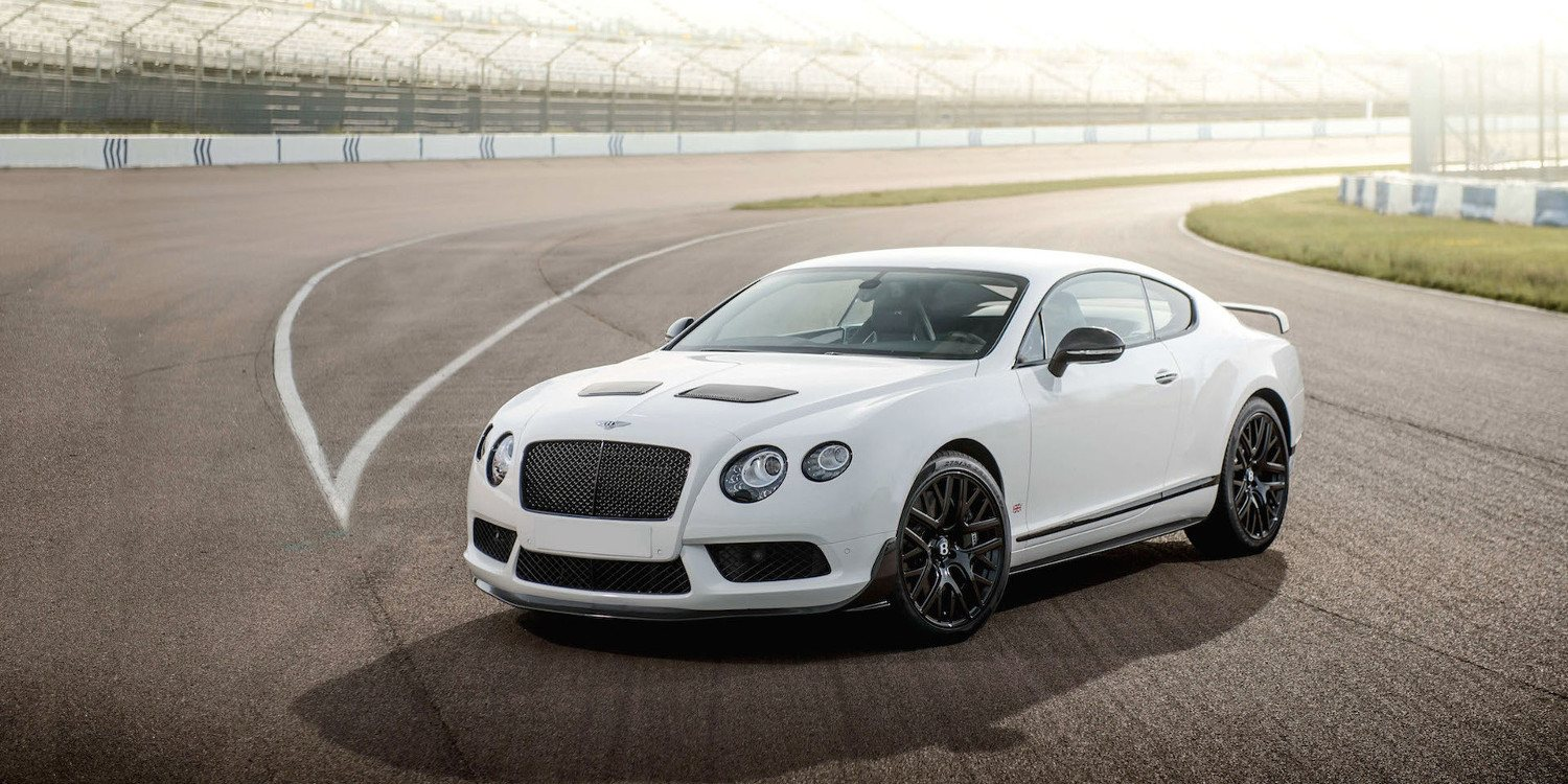 Bentley Continental GT3 edición especial
