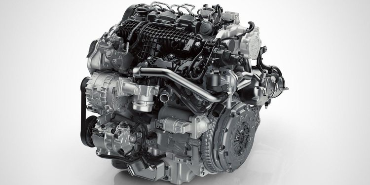 Lanzamiento del nuevo motor de 3 cilindros de Volvo