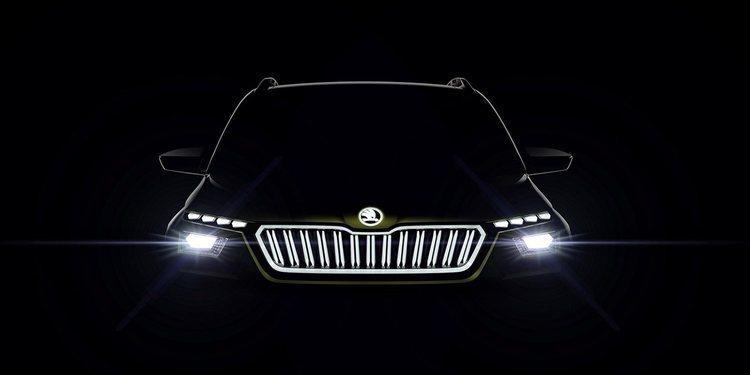 Se revelan más detalles sobre el Skoda Vision X Concept