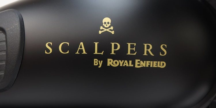 Ya está aquí la nueva Royal Enfield Classic 500 Scalpers