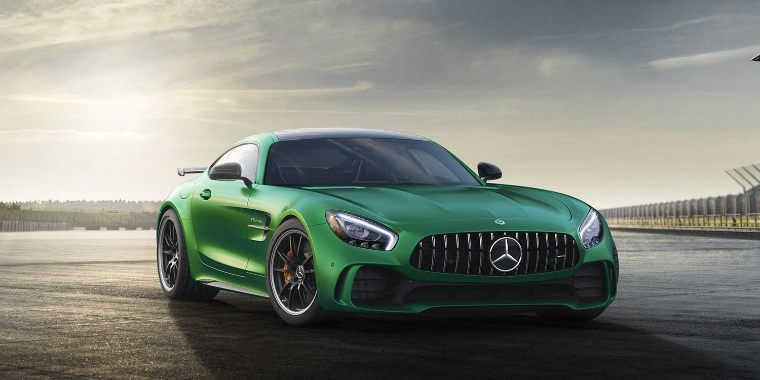 Nuevo Mercedes-AMG GT Coupe 2018