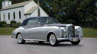 El Rolls-Royce Silver Cloud de los 60