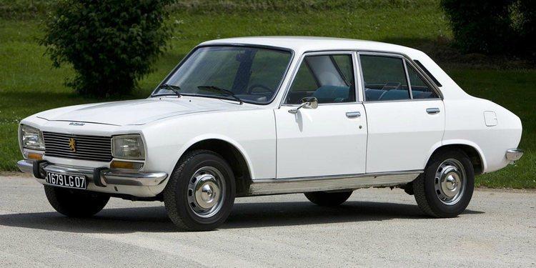 50 aniversario del Peugeot 504