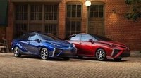 Nuevo Toyota Mirai 2018 con actualizaciones
