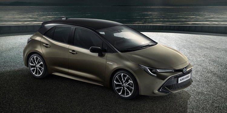 El Toyota Auris 2019 se actualiza para Ginebra