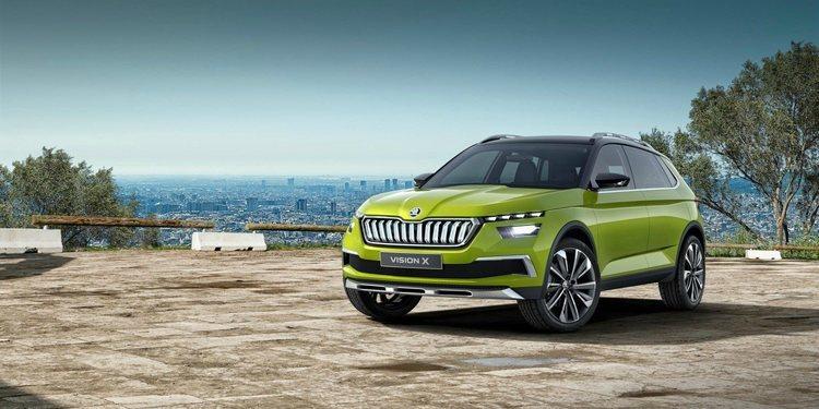 SKODA presenta actualizaciones en el Salón del Automóvil de Ginebra 2018