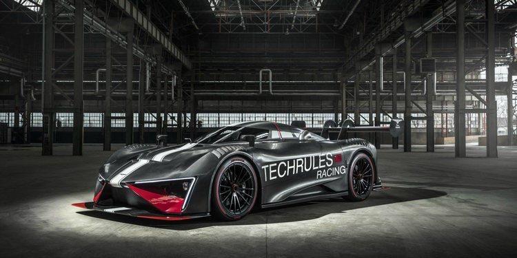 Más detalles del Ren RS, el superdeportivo de Techrules