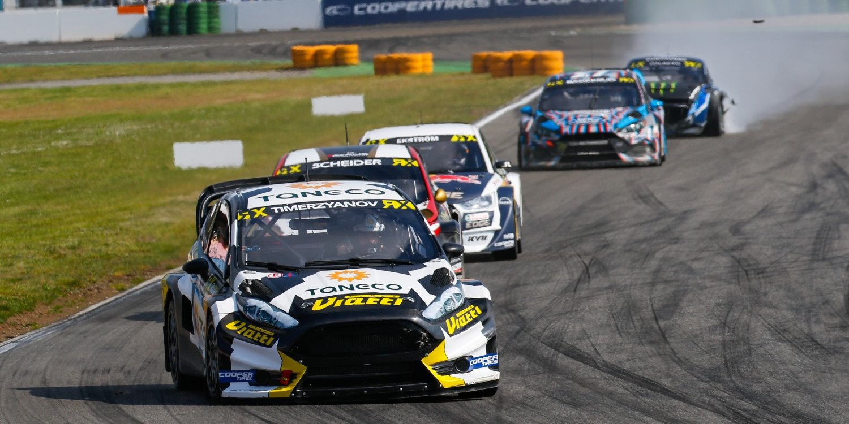 Grönholm RX ficha a Timur Timerzyanov para el Mundial de Rallycross