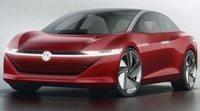 I.D Vizzion de Volkswagen el cuarto concepto eléctrico de la casa alemana