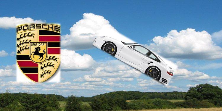 La marca automotriz Porsche quiere entrar al mundo de los autos voladores