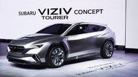 Nuevo Subaru Viziv Tourer Concept