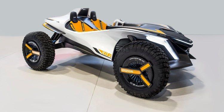 Hyundai Kite Concept el buggy eléctrico