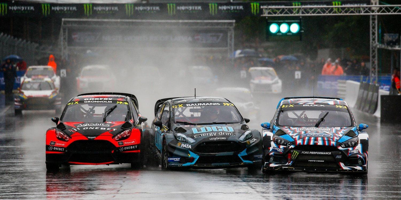 Lista de entrada para el Mundial de Rallycross 2018