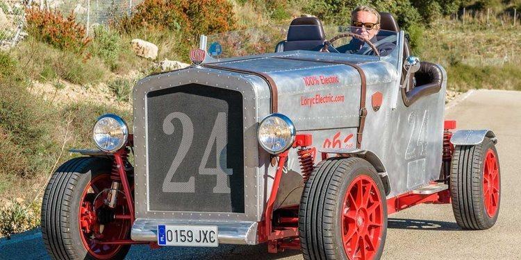 La marca Loryc trae a la vida autos de 1920 con tecnología actual