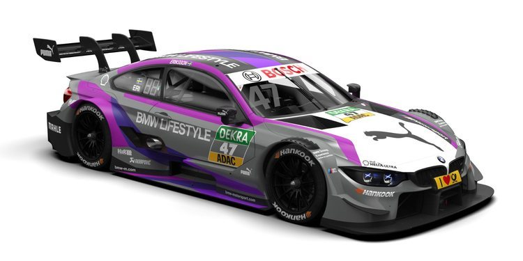 Se presentan los diseños de los seis BMW DTM M4 para la temporada 2018