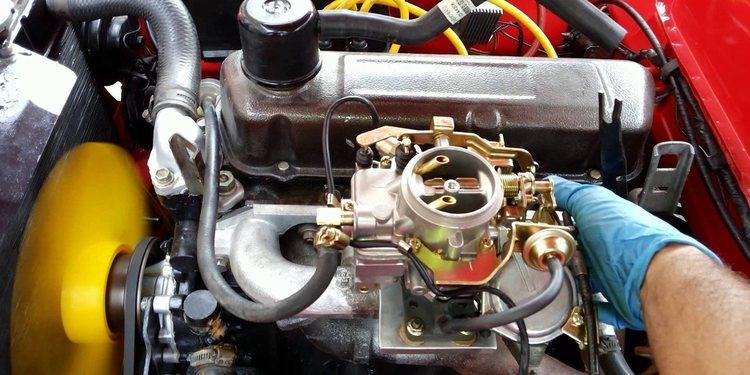 El Carburador, su historia, partes, función y mantenimiento
