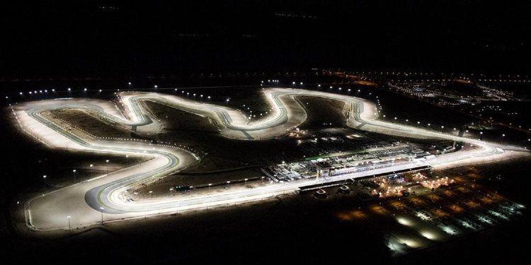Horarios del Gran Premio de Qatar 2018
