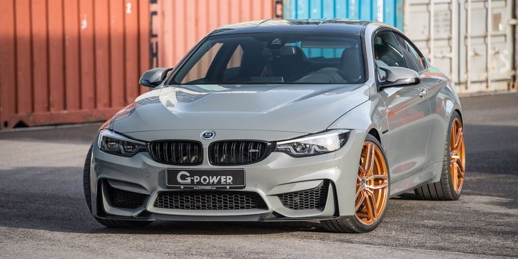 Nuevo BMW G-Power M4 CS
