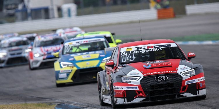 Racing One confirma de nuevo a Niels Langeveld