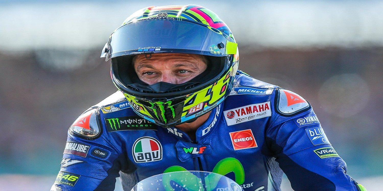 Valentino Rossi, dos años más con Yamaha