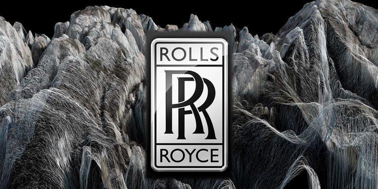 La marca inglesa Rolls Royce apoya el arte de Dan Holdsworth en Ginebra
