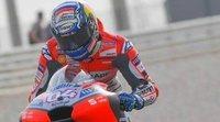 Dovizioso lidera la tabla en las dos primeras sesiones en Losail