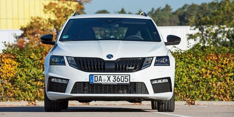 Skoda presentó el Octavia Combi RS 245
