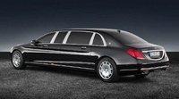 Mercedes-Benz Maybach Pullman 2018