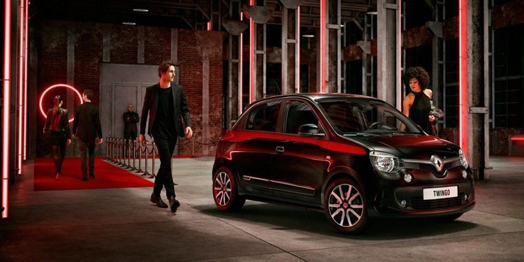 Renault Twingo Red Night en edición especial