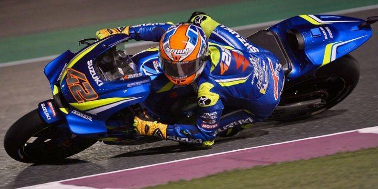 """Álex Rins: """"Tenemos una moto realmente estable"""""""