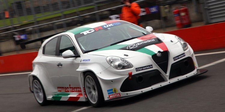Dos Alfa Romeo Giulietta TCR estarán en las TCR Reino Unido 2018