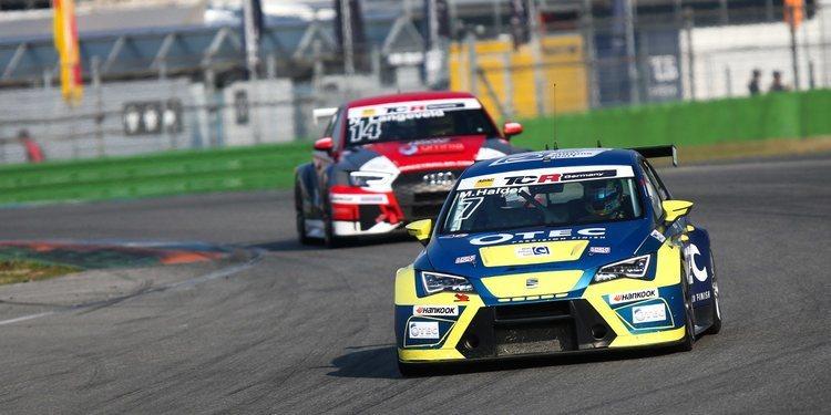 Mike Halder cambia de equipo y coche para las TCR Alemania 2018