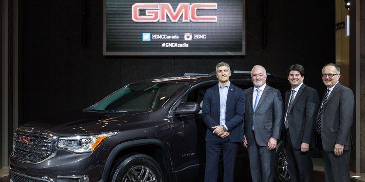 General Motors hace cambios ejecutivos entre Canadá y Medio Oriente