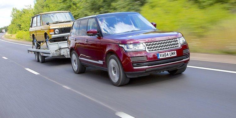 Land Rover desarrolla tecnología denominada Transparent Trailer